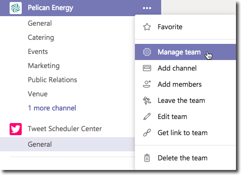 How to side-load your bot into Microsoft Teams - AtBot
