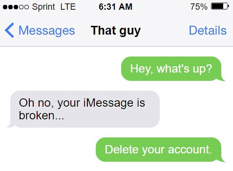iMessage isn't the glue Apple thinks it is - ThinkGrowth org