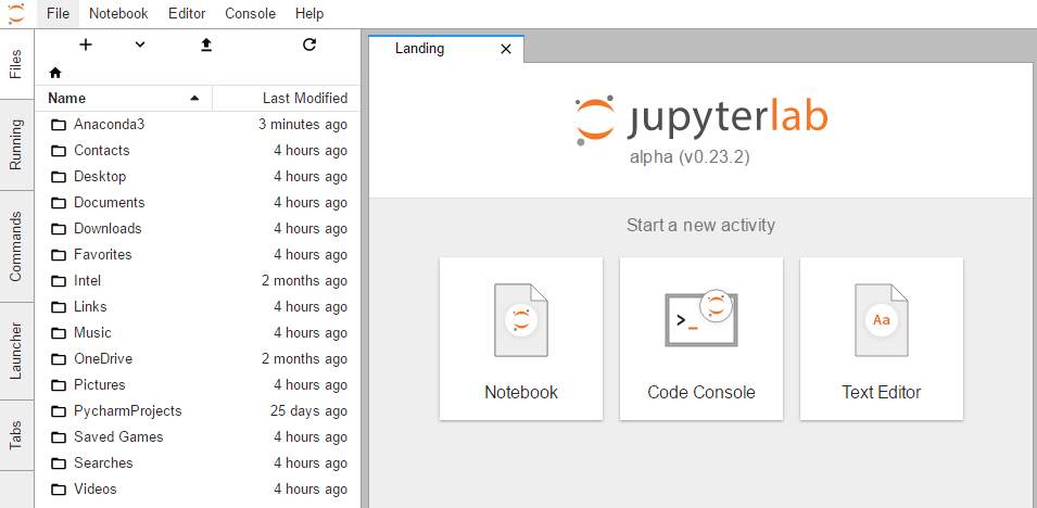 The evolution of Jupyter Notebook: Jupyter Lab - Mohtadi Ben