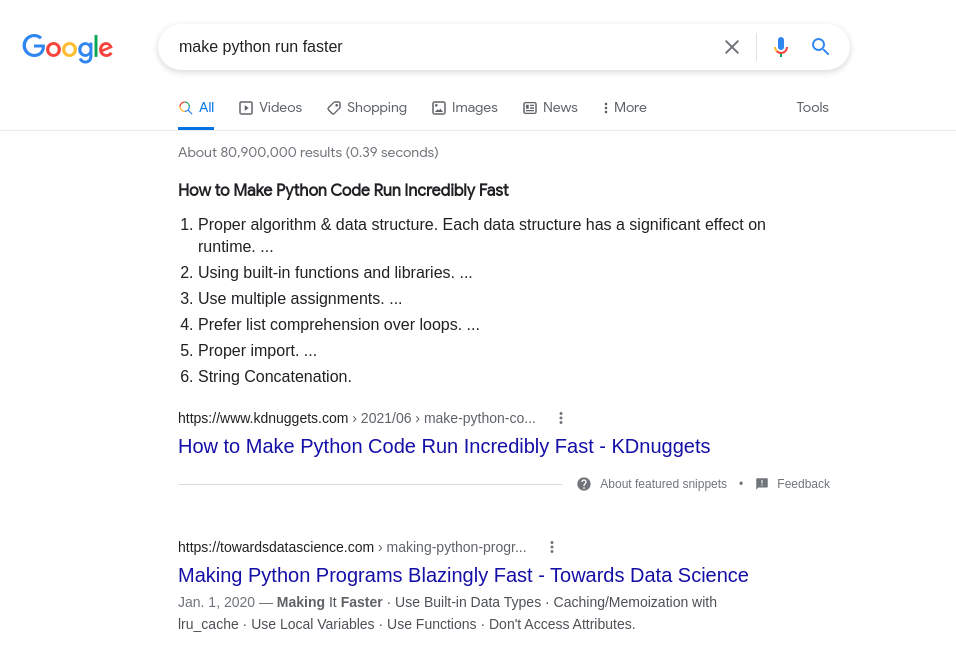 Python has a great ecosystem for machine learning, but deep learning is computationally intensive and Python is slow. In this post, I will discuss dif