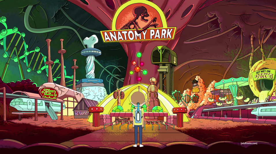 The Real Anatomy Park - Cell Your Soul - Medium