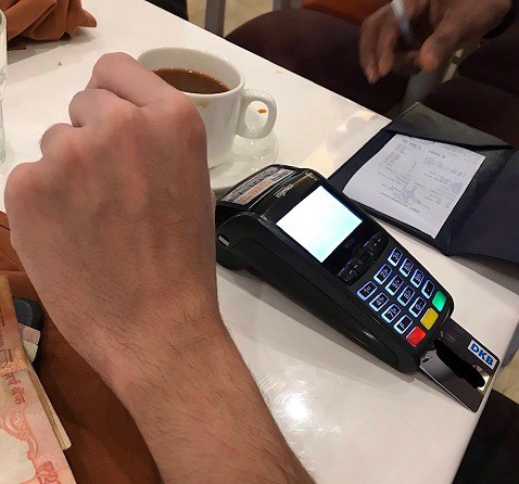 POS Spotting in India - Payments at the Point of Sale - Medium