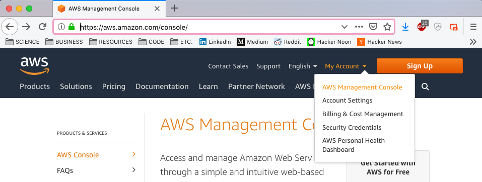 Setting Up AWS EC2 Instance for Beginners - Towards Data Science