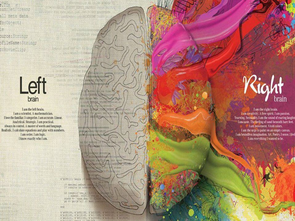 The Right Brain vs. The Left Brain: Do We Have a Choice ...