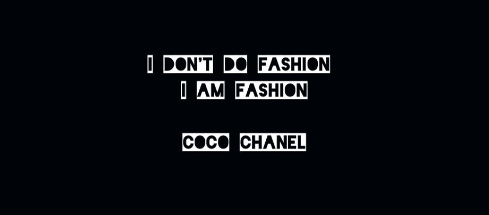 Coco Chanel Creating Women S Fashion Out Of Nothing By Create Something Out Of Nothing Medium