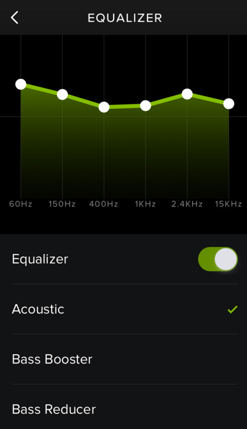 How to recreate Spotify's Equalizer in Android - Michael Diente - Medium