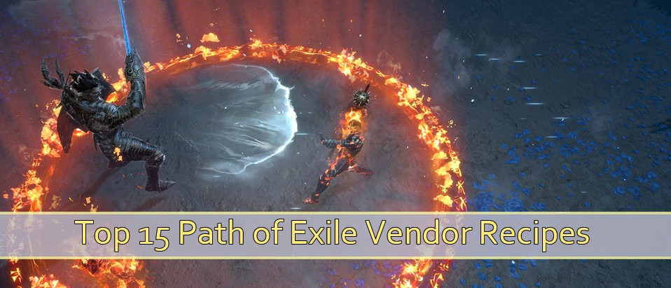 Top 15 Path Of Exile Vendor Recipes By Dianna Menefe Medium
