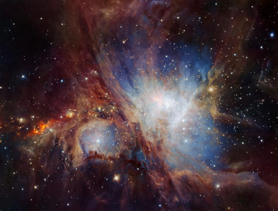 The Great Orion Nebula Is Even Greater Than You Know