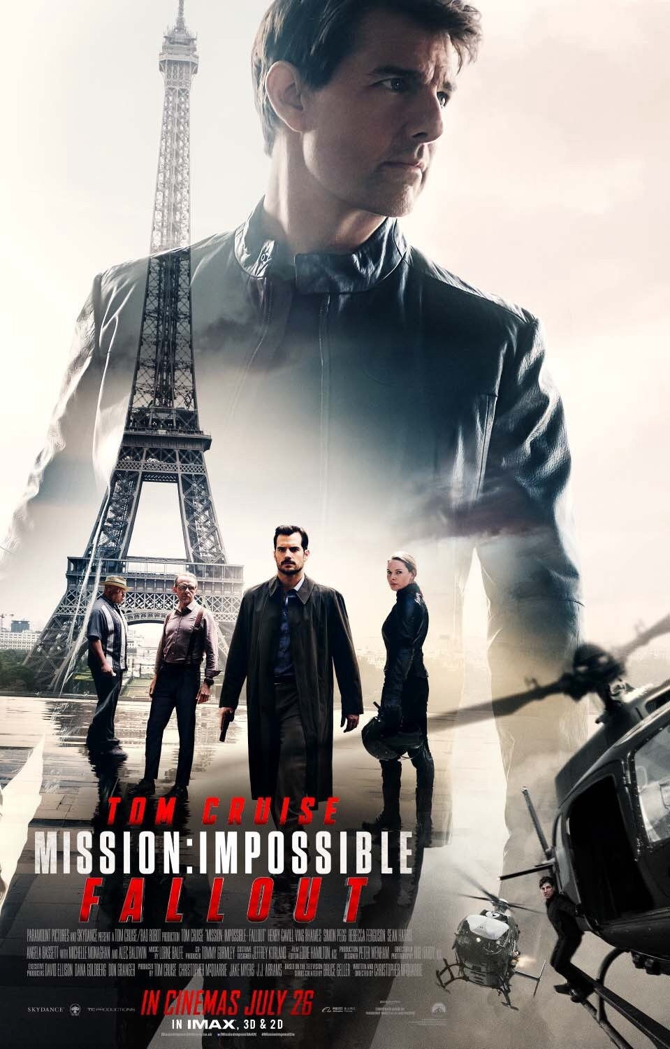 watch mission impossible fallout free online 123