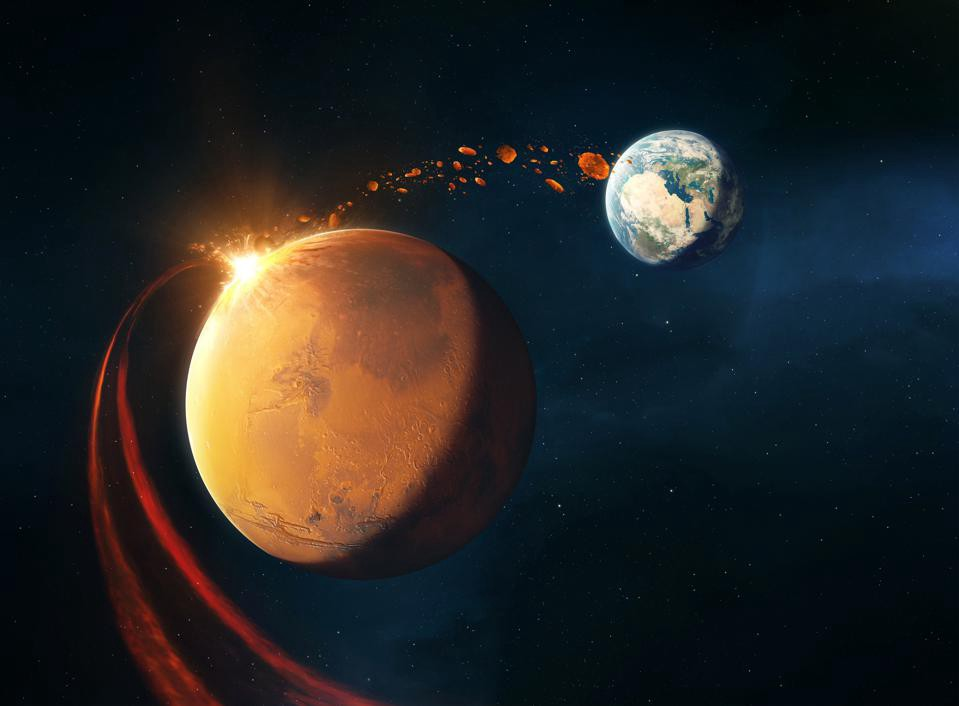 Was Life On Earth Brought Here From An Alien System?