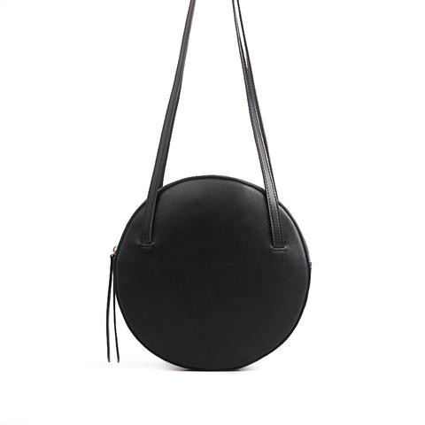 612e23510 What interesting than having a handmade leather circle bag which can be  used in both ways as handbag and shoulder bag? Out next pick is around crossbody  bag ...