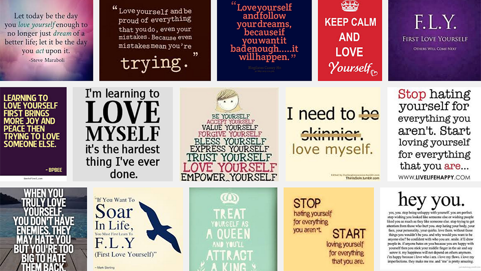 What Does It Mean To Love Yourself And How Does One To Do It By Amy M Jones Medium