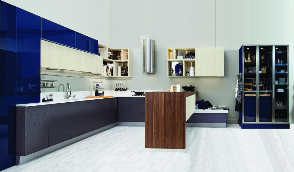 Top Kitchen Cabinet Trends Frameless Paint Over Stains And Soft Close By National Wood Products Medium