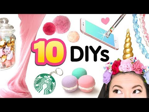 10 Easy Diy Crafts Ideas At Home For Teenagers Room Decor