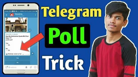 How to Create A Poll On Telegram fast in the best way✨? | Adsmember
