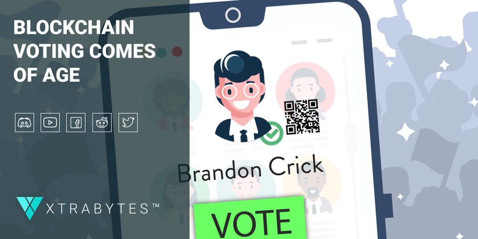 Blockchain-Based Voting Comes of Age