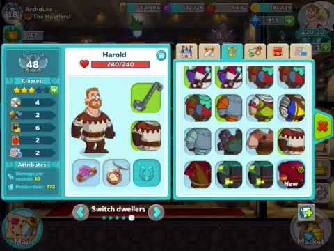 Lesson in Analytics From Mobile Gaming — Hustle Castle