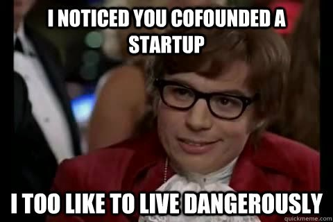 Startup Series Funding: Everything You Need To Know - Live Dangerously, Co-found a Startup