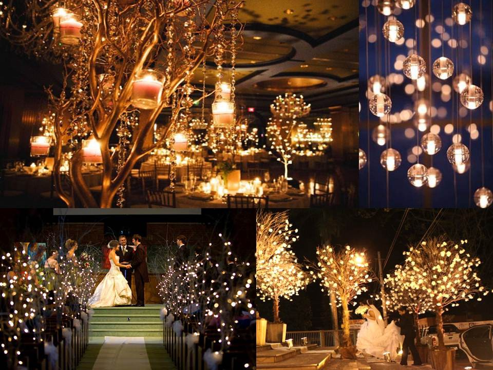Unique Lighting Ideas For Your Wedding