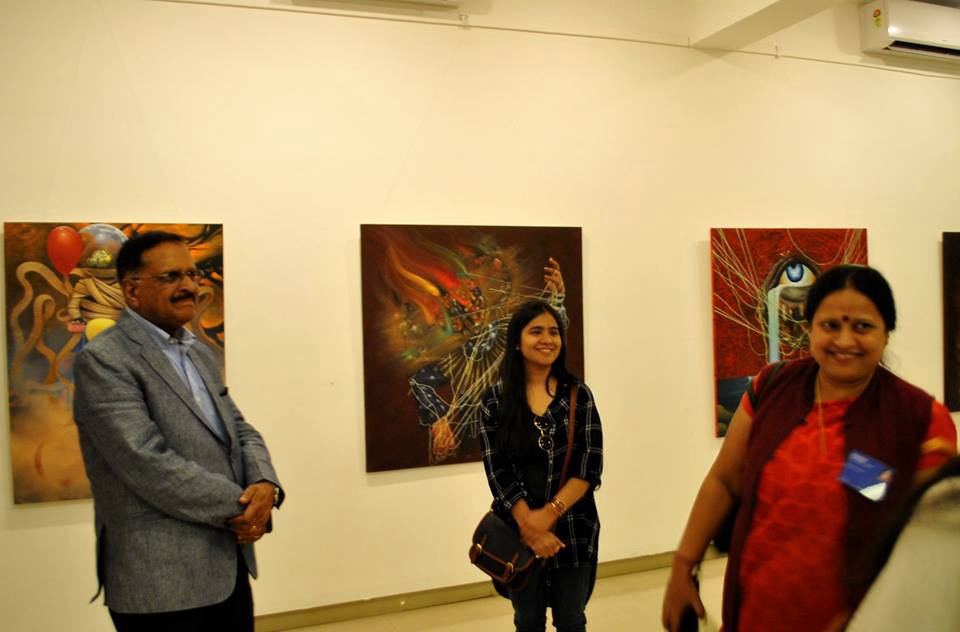 Art exhibition in jaipur