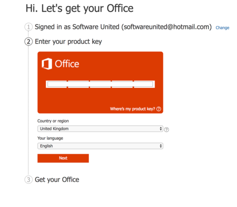 Microsoft Office 2016 Professional Plus Activation Guide