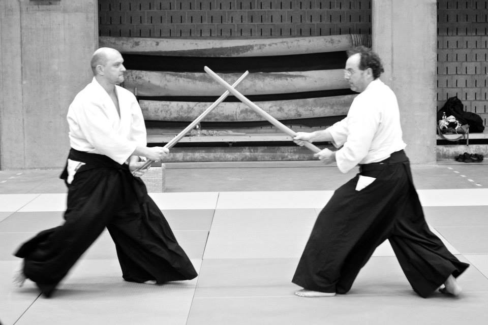 Making Sense Of Aikido Recently The Yudansha Black Belts Of By Frederic De Vries Medium