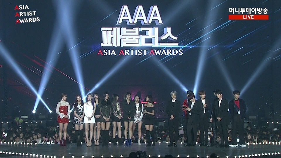 Live Show Aaa 2019 Asia Artist Awards 2019 In Vietnam All Guest Star Aaa By On Mega Online Aaa 2019 Medium