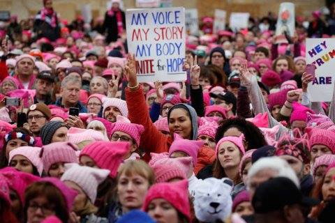 ae9493952 A March for ALL Women: A Trans Woman's Impassioned Defense of the ...