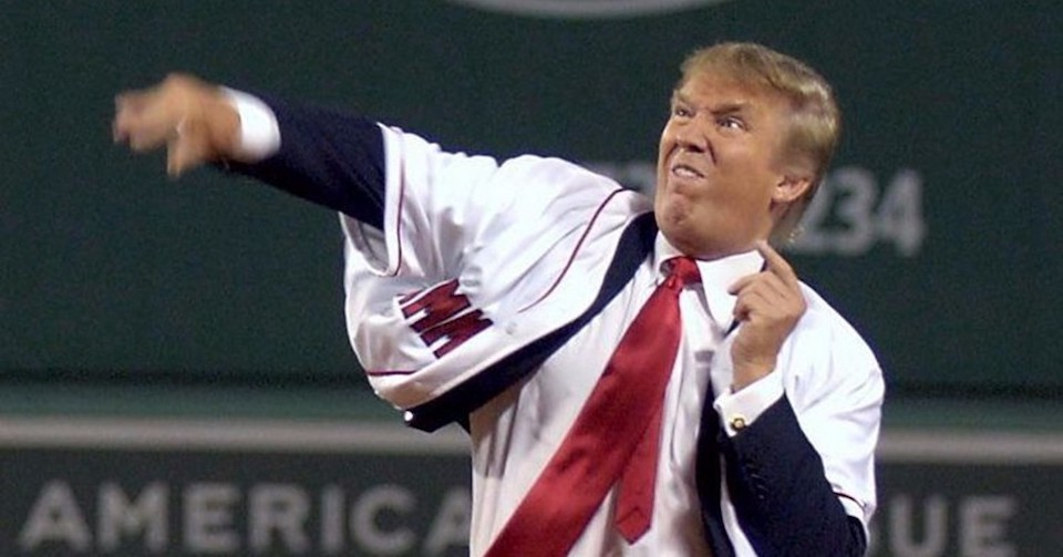 Trump Tells Nationals He Expects To Pitch In Game 5