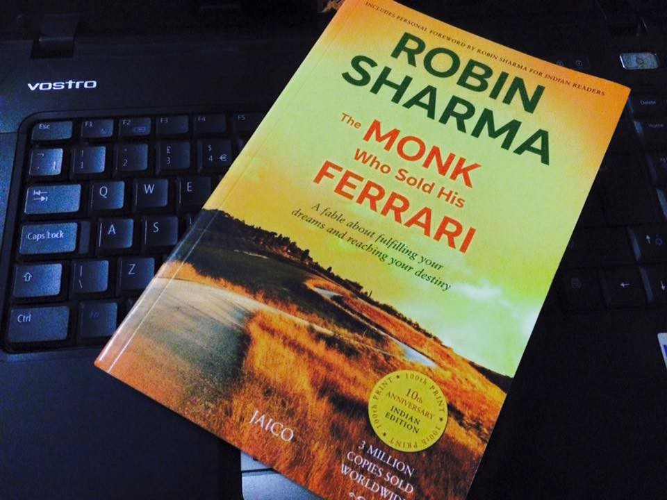 The Monk Who Sold His Ferrari By Robin S. Sharma Book Review