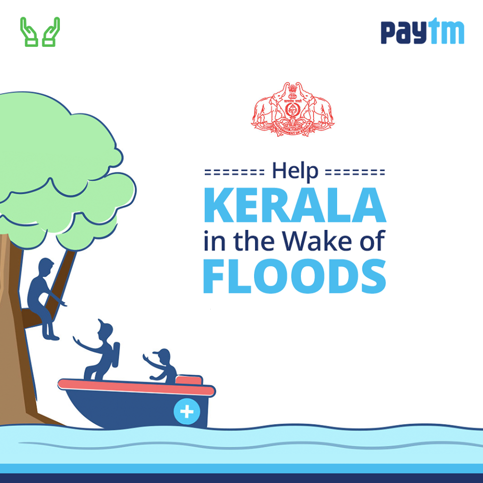 Thank you for your generous support towards the 'Kerala CM's