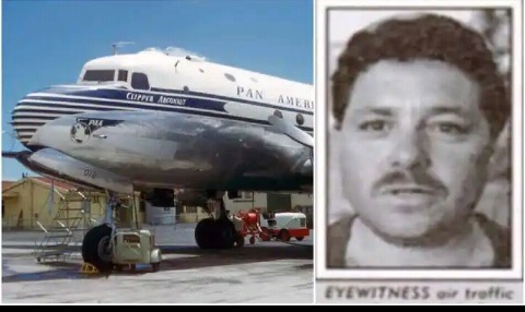 A Missing Plane From 1955 Landed After 37 Years Here S What Happened Myth By Oduse David Oluwadamilola Medium