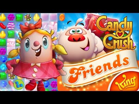 NO SURVEY) Candy Crush Friends Saga lives hack download Android iOS mod