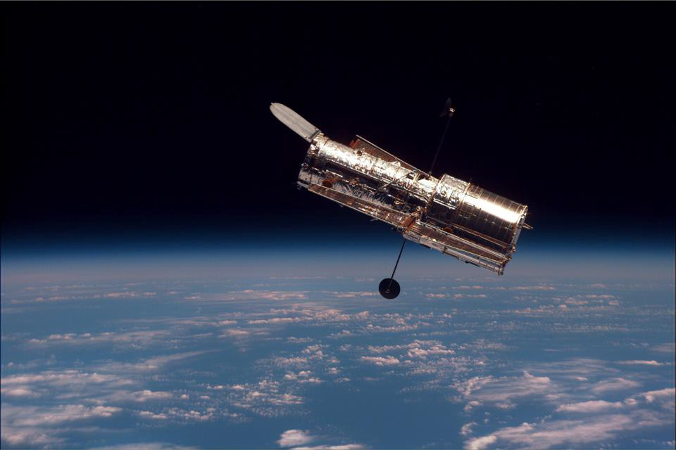 Say Goodbye To 2020 With The Year's Top 10 Hubble Photos