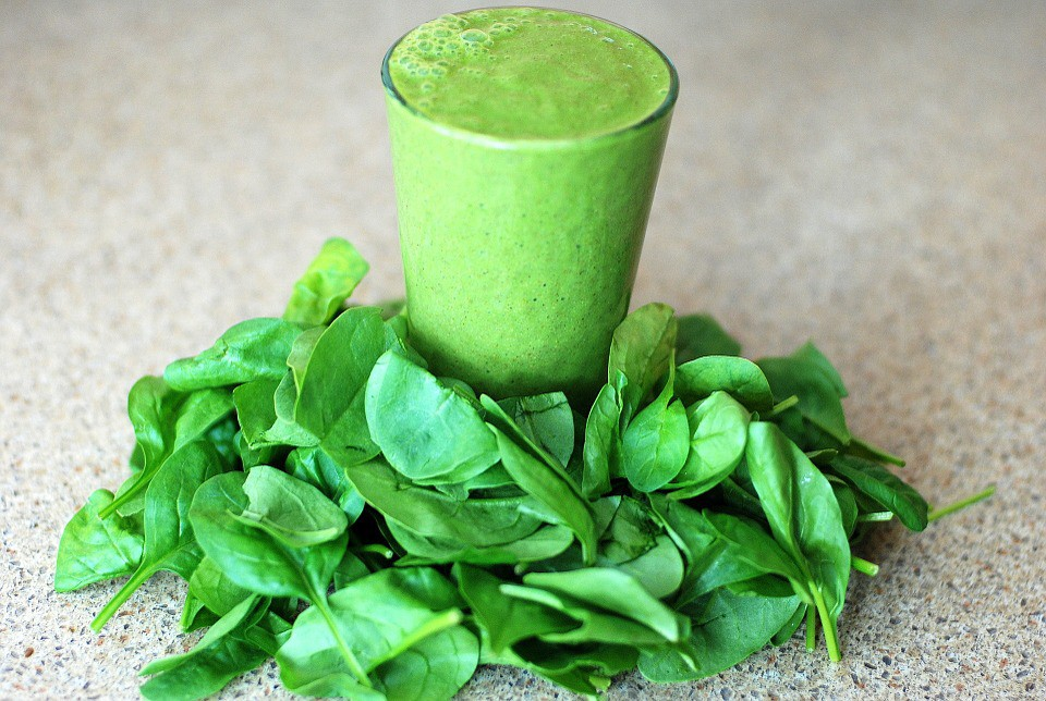 Benefits of Spinach for Weight Loss