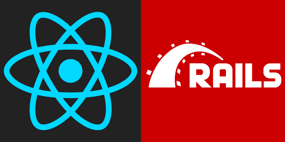My first Ruby on Rails + React App in just 15 minutes