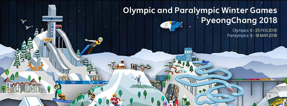Pyeongchang 2020 Olympic Winter Games.Road To Pyeongchang 2018 Only 5 Months To Go Issue 1