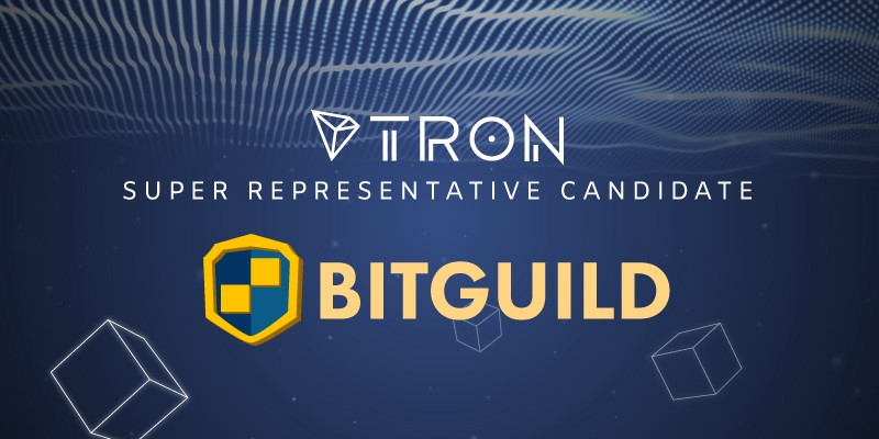 Announcing our candidacy for TRON Super Representative
