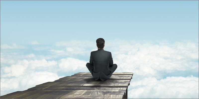 how successful people stay calm the mission medium