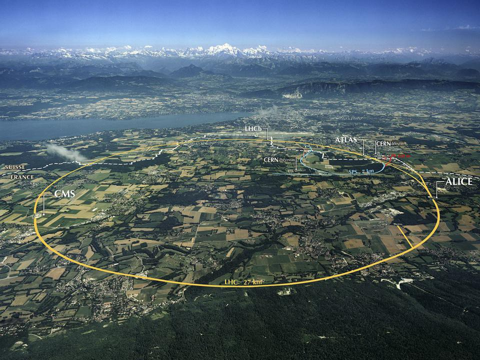 The 3 Reasons Why CERN's Large Hadron Collider Can't Make Particles Go Faster