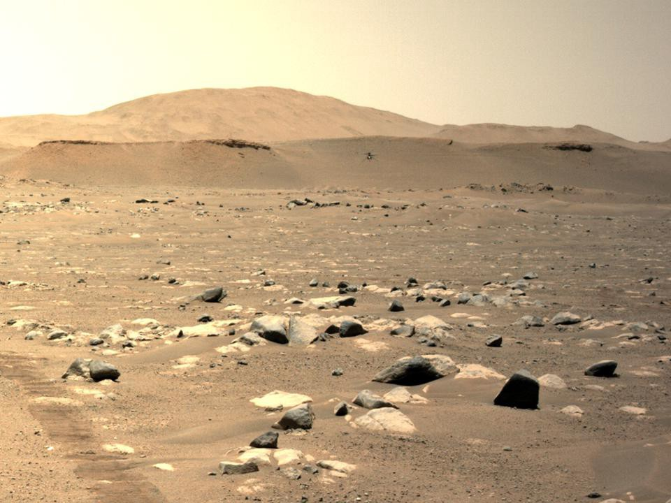 5 Ways To Explore A Planet That Surpass Martian Helicopters