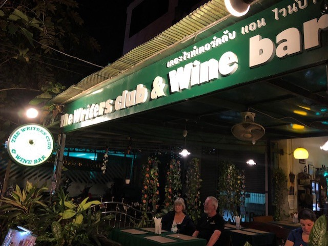 The Writer's Club and Wine Bar - A Hangout Place For Writers