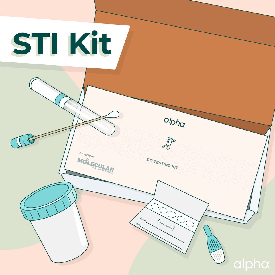 How do STI home test kits work?. There are a few different ways to get… |  by Alpha Medical Team | Alpha Medical | Medium