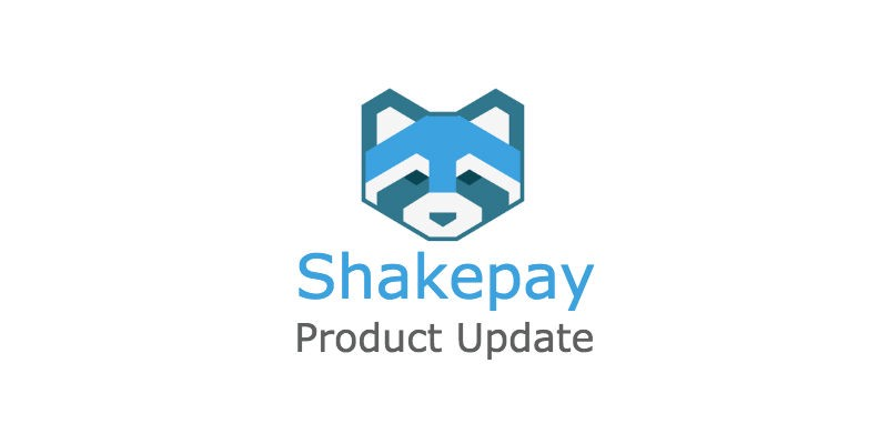 Shakepay Product Updates #4 — Send BTC to your own wallet