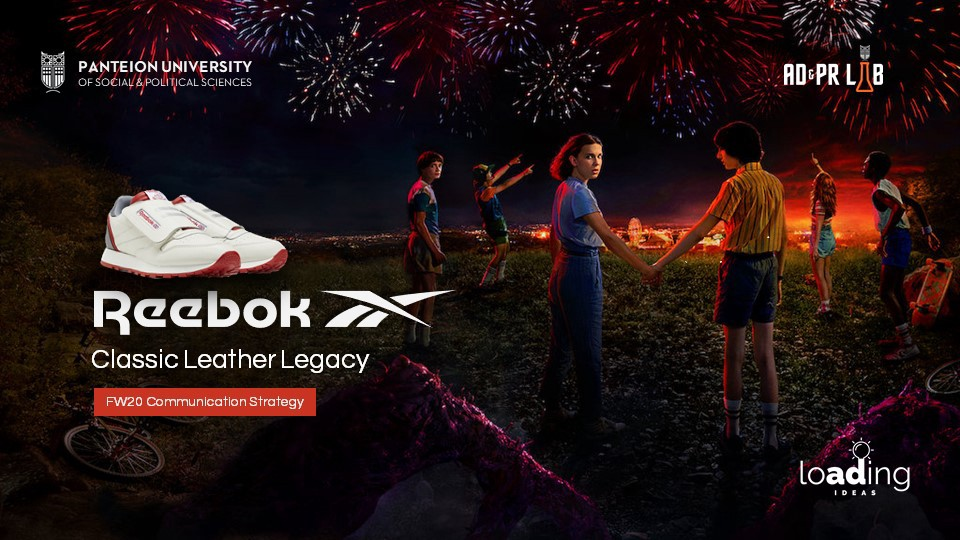 Reebok — The Classic Leather Legacy