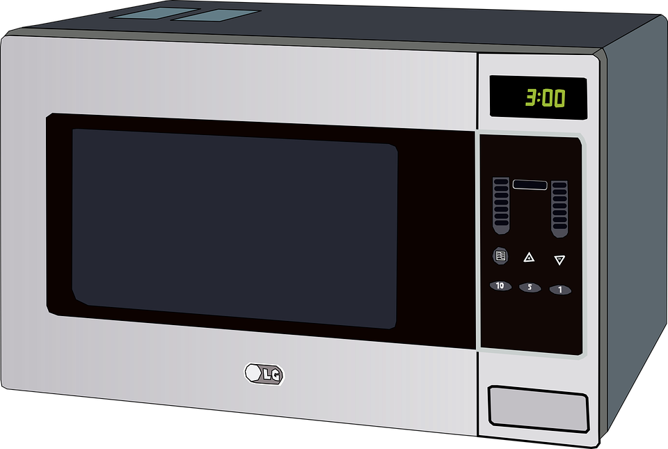 Broken Microwave Provided Life Lessons