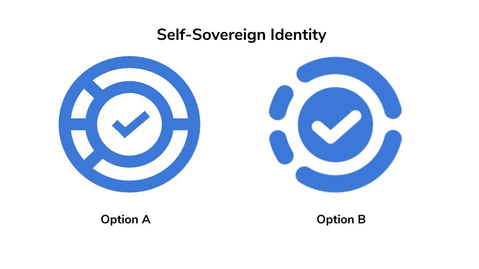 self sovereign identity an unofficial generic icon by tim bouma medium self sovereign identity an