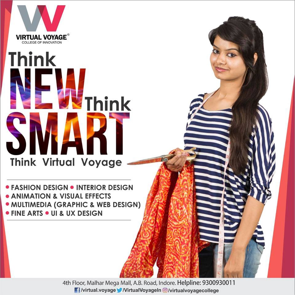 Best College For Fashion Designing Courses In Indore By Virtualvoyage Medium