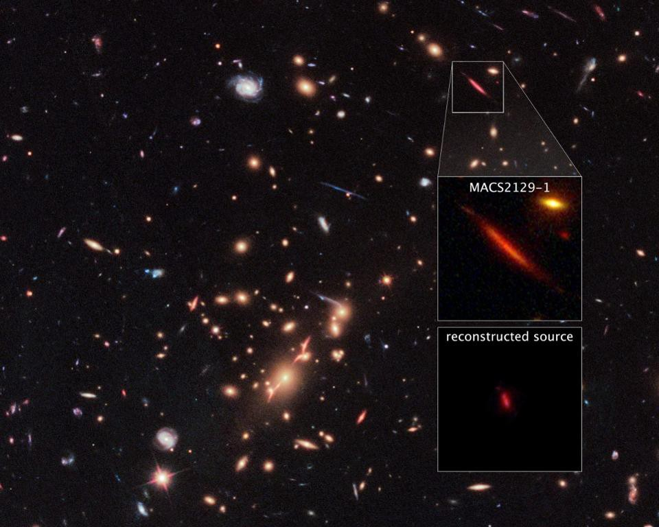 Discovery of a young, dead galaxy creates a huge puzzle for astronomers