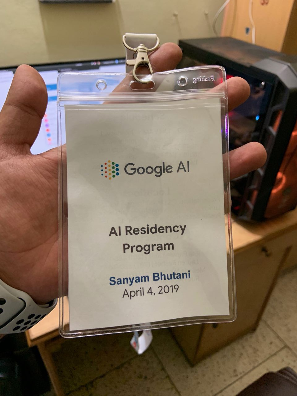 Interviewing for Google AI Residency, A Kaggle Gold Finish